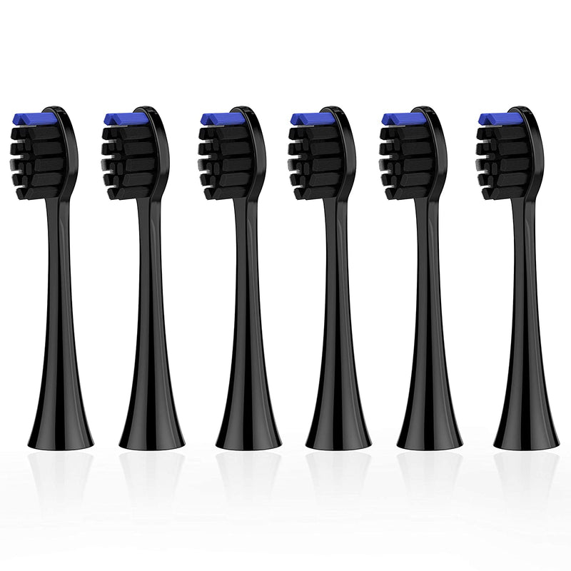 Toothbrush Replacement Heads 6pcs