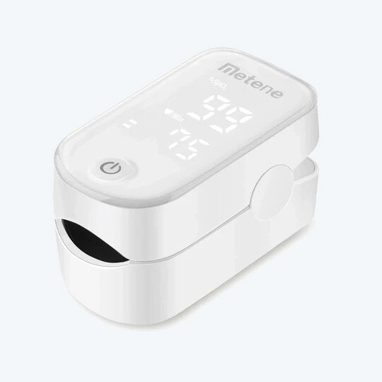 【Bulk Sale】Classic Fingertip Pulse Oximeter White 50 Units