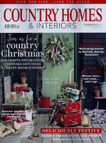 Country Homes & Interiors December 2015