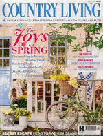 Country Living April 2016
