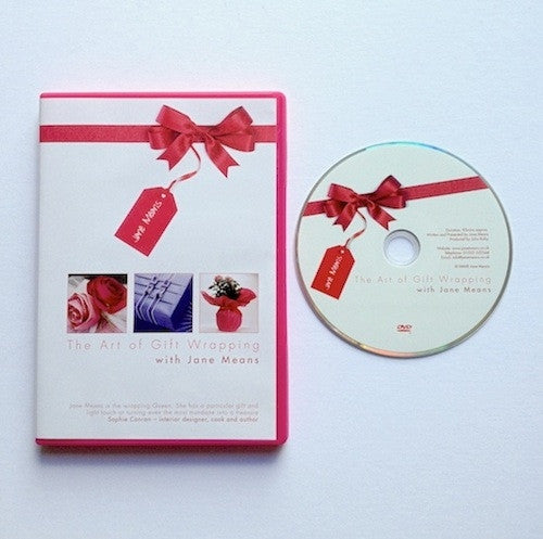 The Art of Gift Wrapping DVD