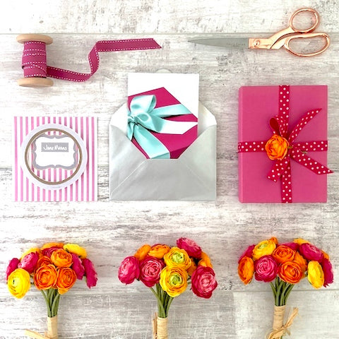 Gift Wrapping Course Voucher