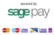 Secured by Sage Pay and Shopify