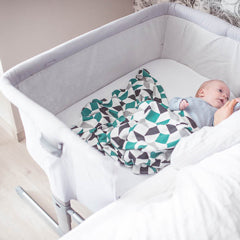 BEDSIDE COT / CRADLE SHEET