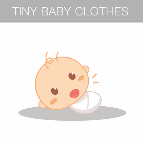 Tiny baby / premature baby clothes