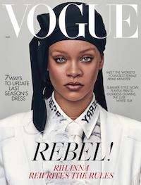VOGUE British cover