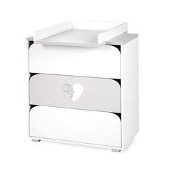 Nel Heart Chest of Drawers