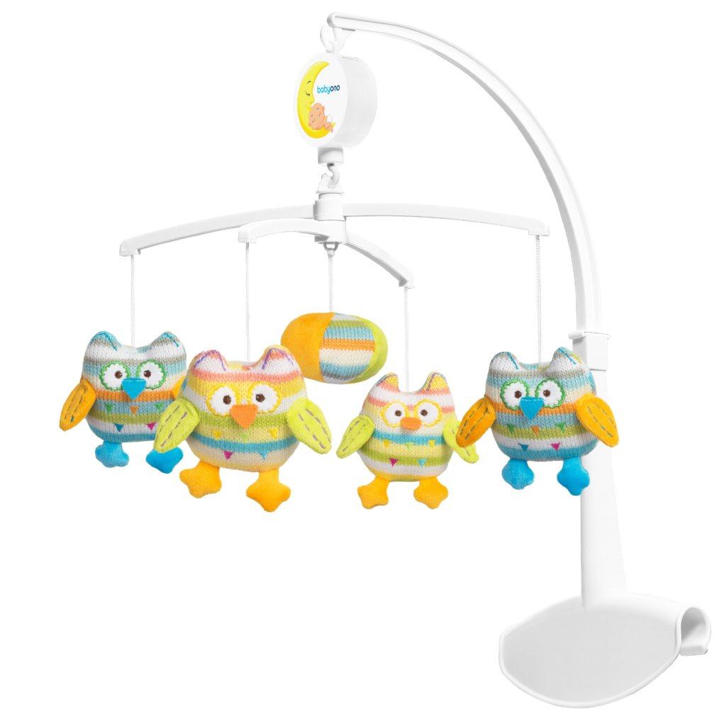 Musical mobile - OWLETTA THE OWL - Little Baby Shop -