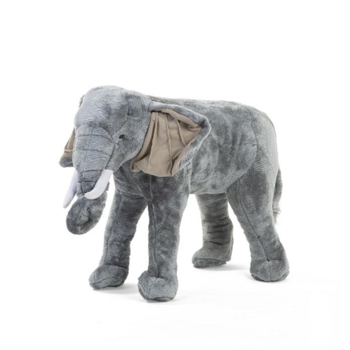 Standing Elephant - 60cm - Little Baby Shop -