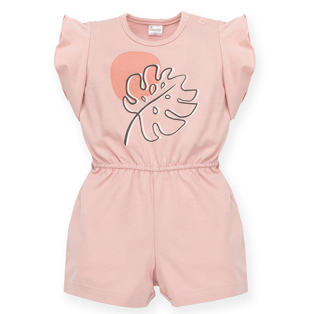 Tiny Flowers Romper, Little Baby Shop Ltd.