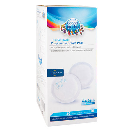 Canpol Babies Breast Pads 30pcs.