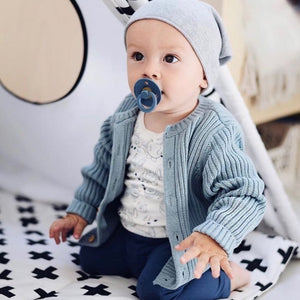 BIBS Soother - midnight (6-18m)