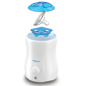 NATURAL NURSING Electric Bottle Warmer and Steriliser 2in1, Little Baby Shop Ltd.