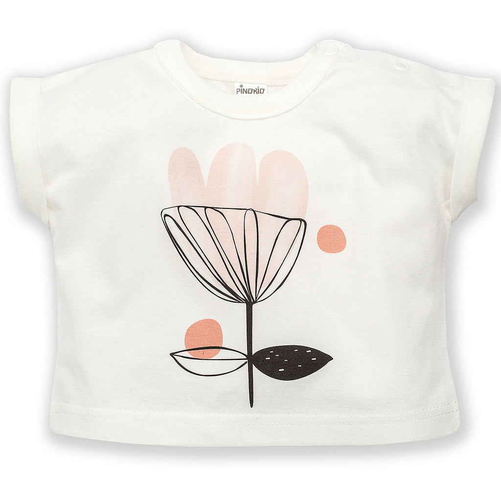 Tiny Flowers T-Shirt, Little Baby Shop Ltd.