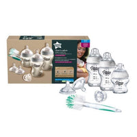 Tommee Tippee Newborn Glass Baby Bottle Starter Kit, Little Baby Shop Ltd.