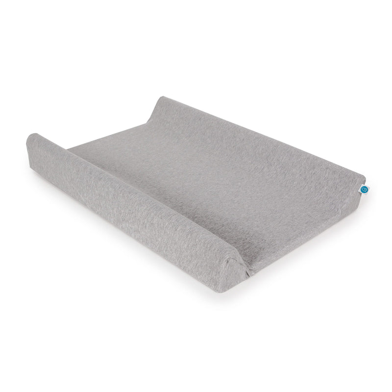 Changing mat covers - pink & melange grey (pack of 2), Little Baby Shop Ltd.