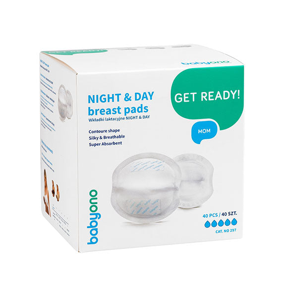 NIGHT & DAY breast pads - Little Baby Shop -