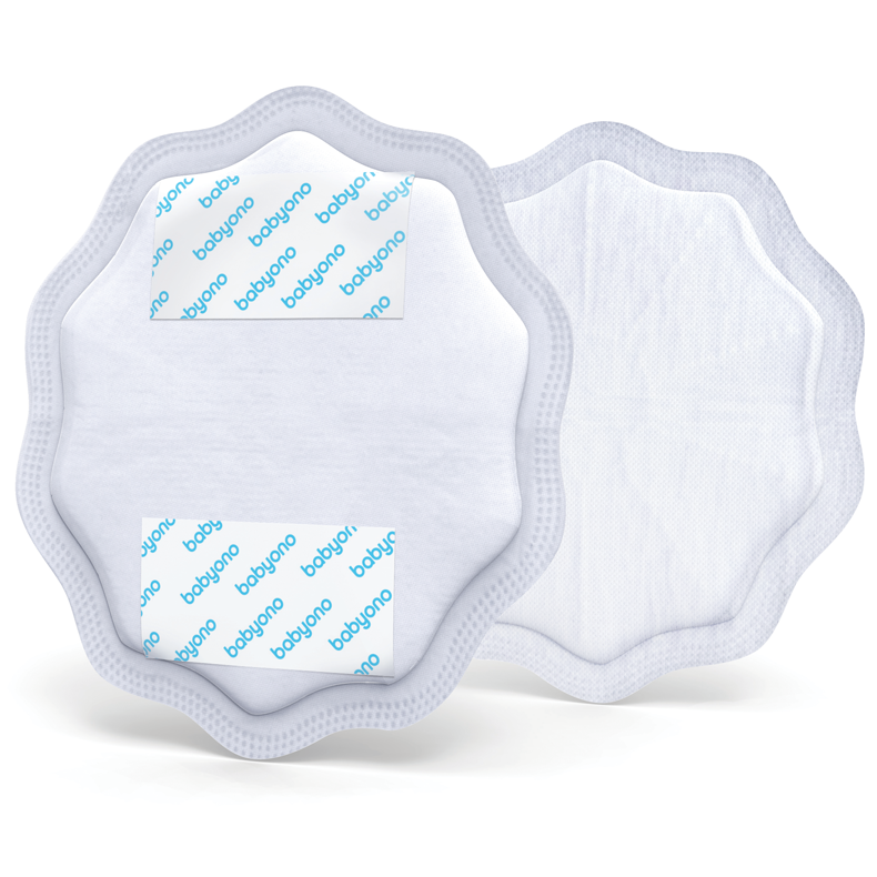 NATURAL NURSING breast pads - white - Little Baby Shop -