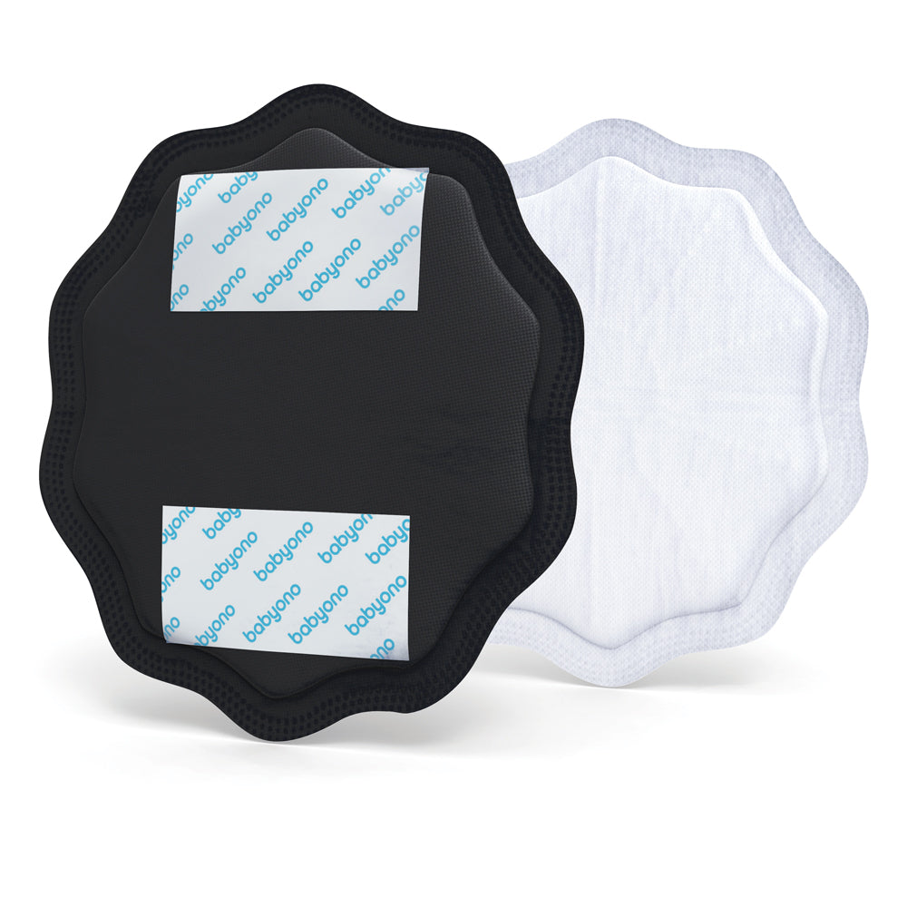 NATURAL NURSING breast pads - black, Little Baby Shop Ltd.