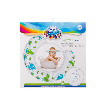 Canpol babies Hairwash Hoop - Little Baby Shop -