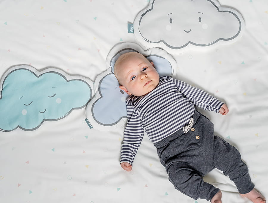 PHOTO-PILLOW MINT CLOUD, Little Baby Shop Ltd.