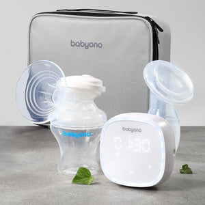 INDIVIDUAL battery-powered breast pump
