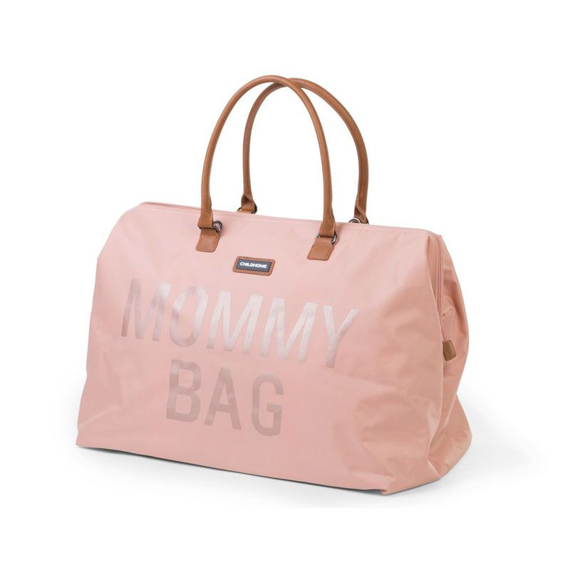MOMMY BAG big - pink - Little Baby Shop -