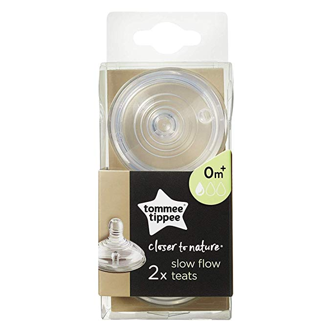 Tommee Tippee Closer to Nature Teat 0m+