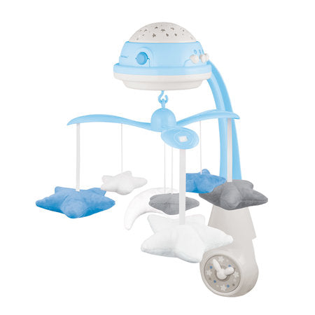 Canpol babies Musical Mobile with Projector - blue, Little Baby Shop Ltd.