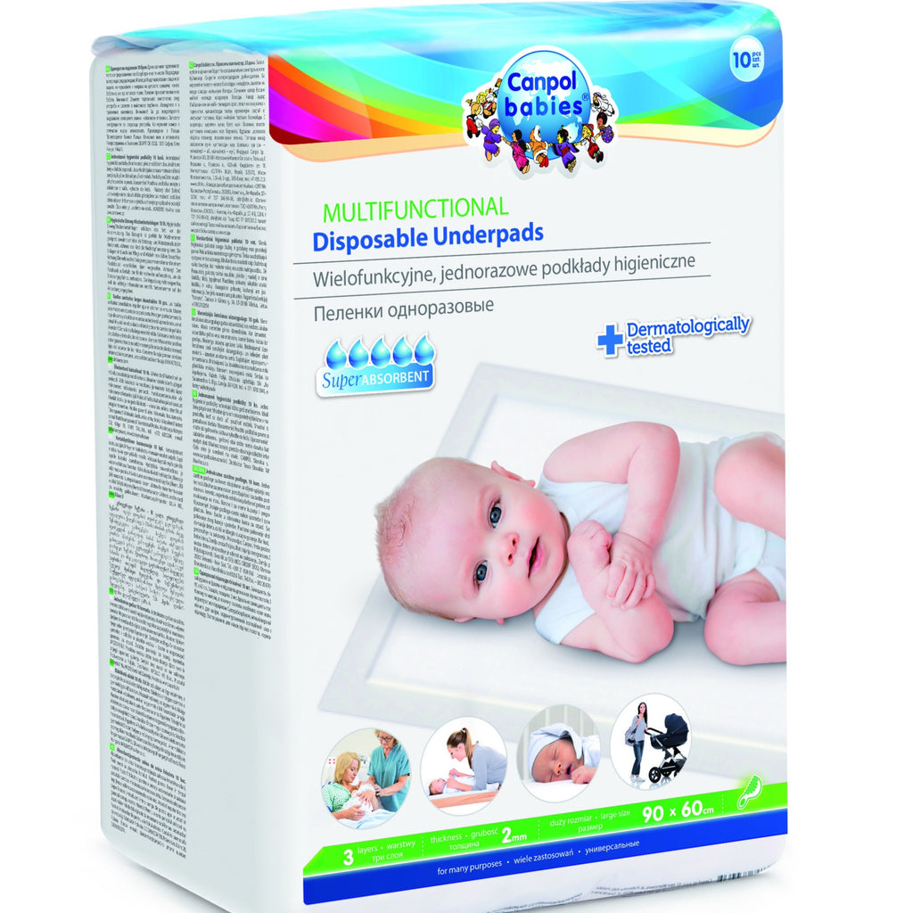 Multi-functional Disposable Underpads 90x60cm