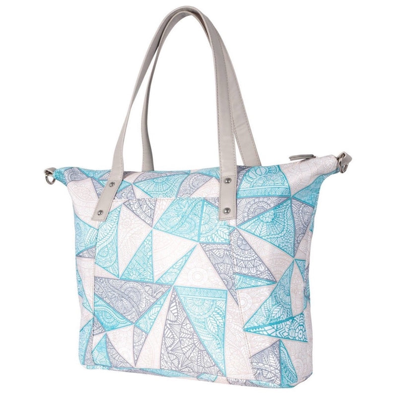 Canpol Babies Changing Bag - beige and turquoise