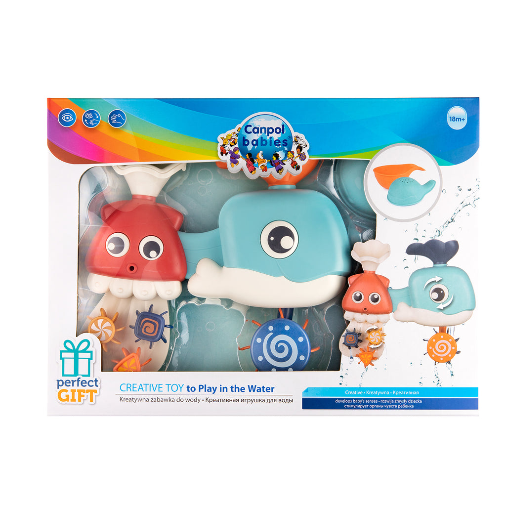 Creative Toy to Play in the Water