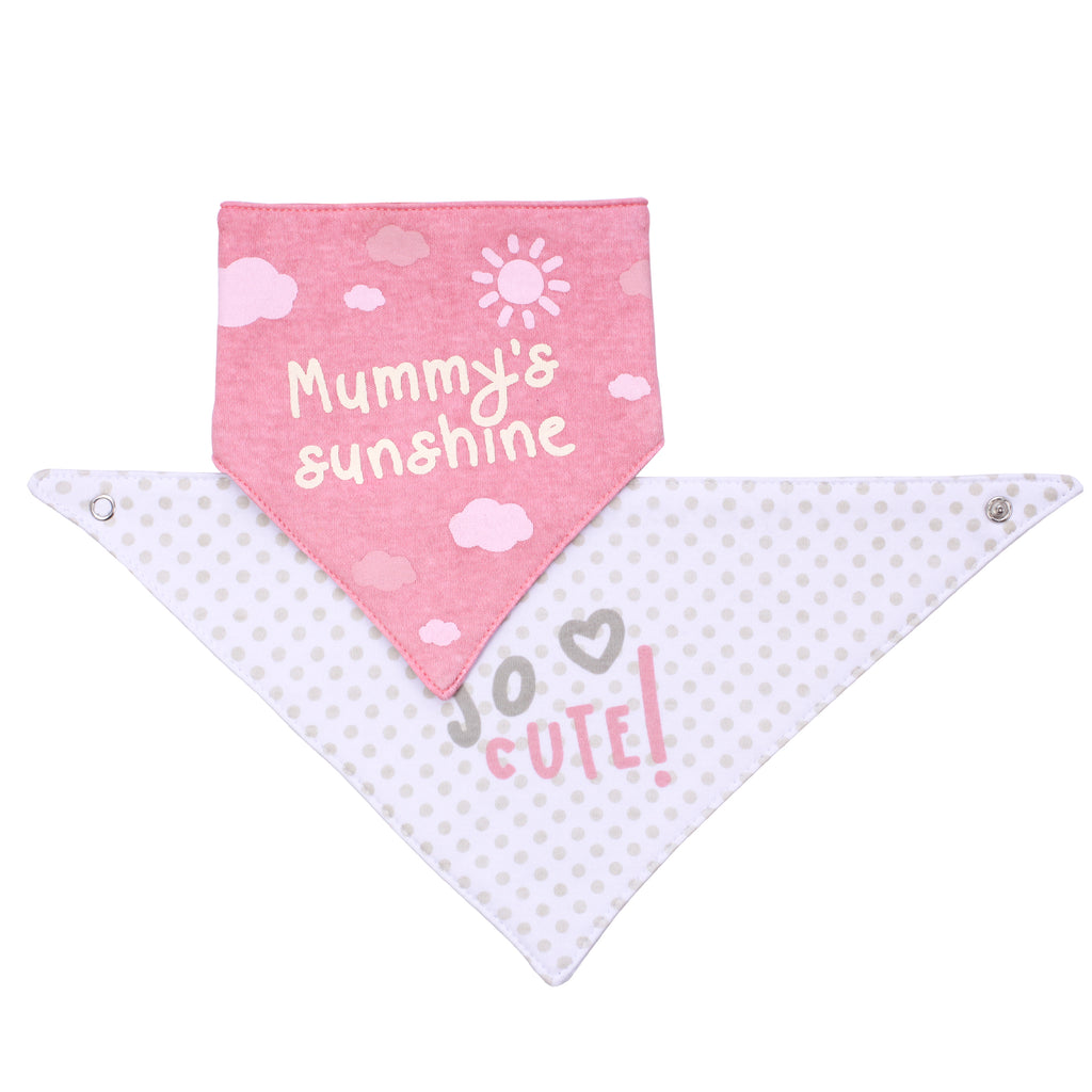 Bandana Bib - so cute! - Little Baby Shop -