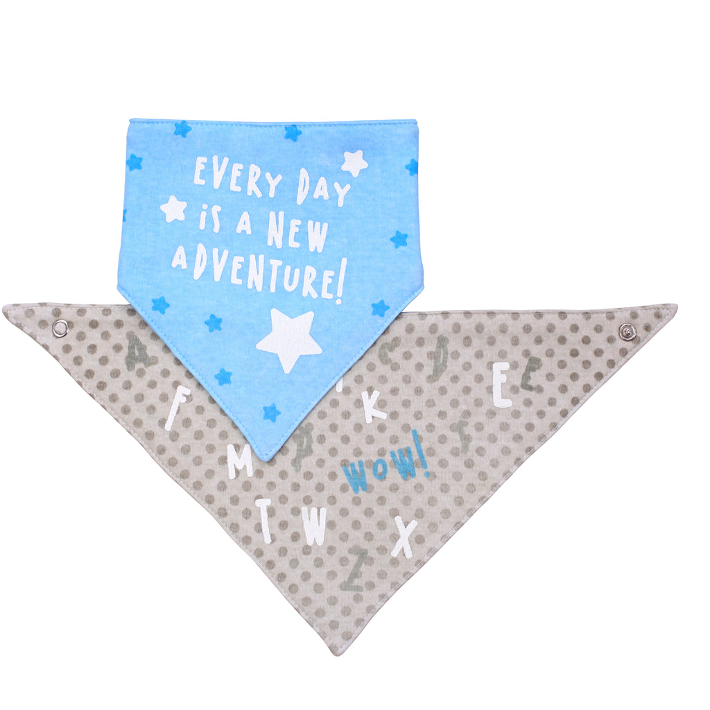 Bandana Bib - wow! - Little Baby Shop -