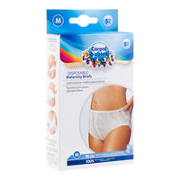 Canpol babies Disposable Maternity Briefs 5 pcs M, Little Baby Shop Ltd.