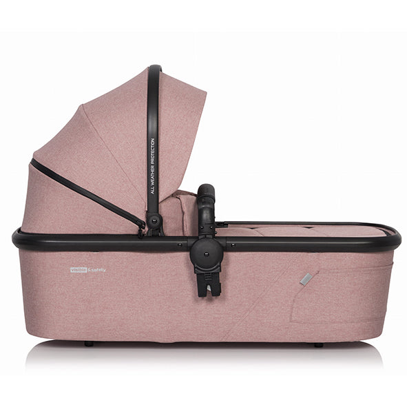 Crox Hard Base Carrycot - rose - Little Baby Shop -