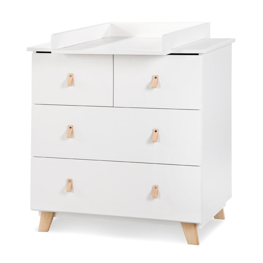 NOEL chest of drawers with changing tray