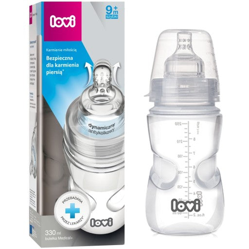 LOVI Medical+ Bottle 330 ml