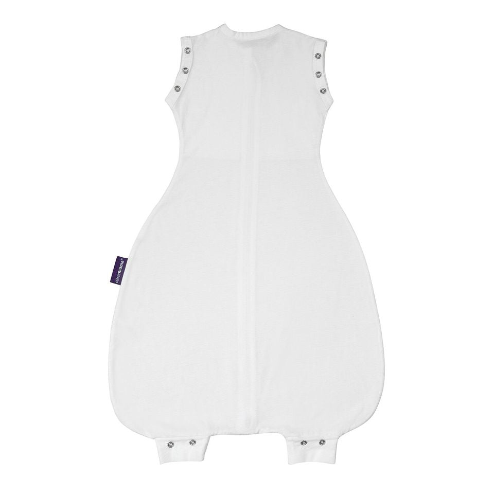 ClevaMama 3 in 1 Nite Nite Romper - white, Little Baby Shop Ltd.