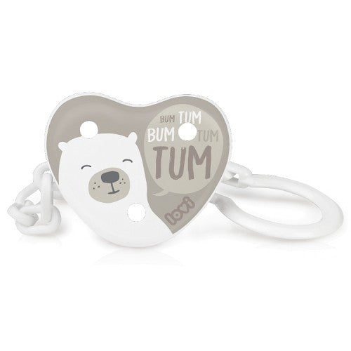 LOVI Soother Holder Buddy Bear