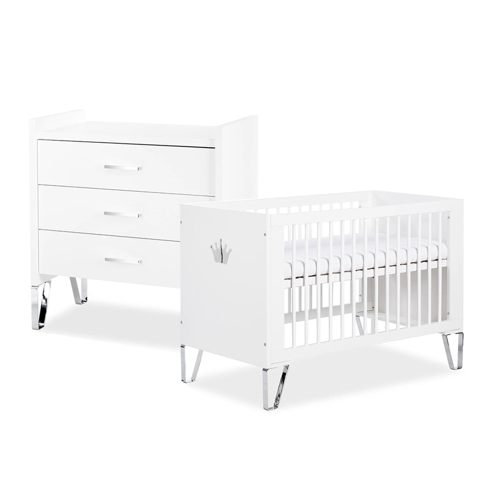 Mia Furniture Set with Cot