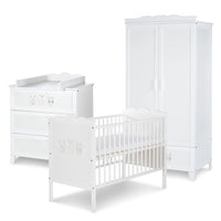 MILO Cot Furniture Set (with Wardrobe)