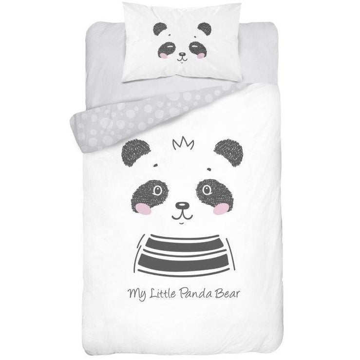 Double-sided Bamboo Bed Linen - panda