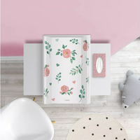 Nature & Love Soft Base Changing mat - rose