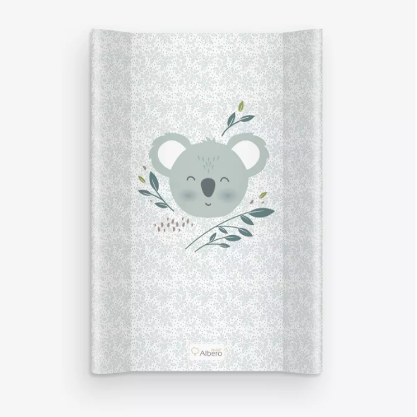 Animals & Love Hard Base Changing mat - koala