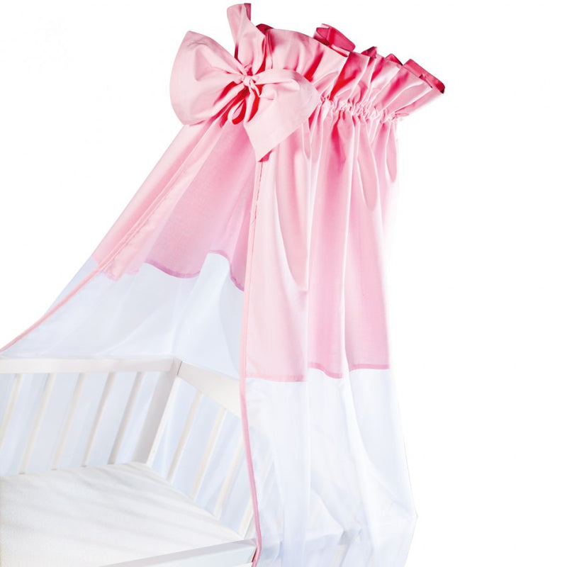 Canopy for Cot - pink - Little Baby Shop -