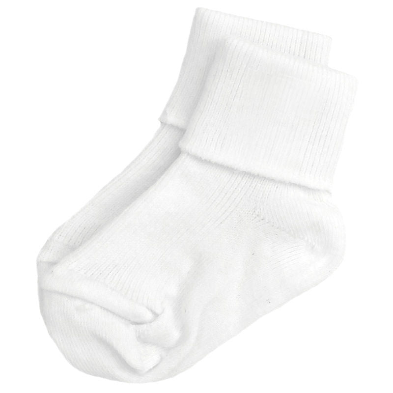 White Socks - Little Baby Shop -