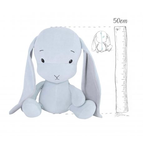 Bunny Effik blue - L - Little Baby Shop -