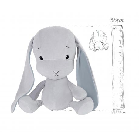 Bunny Effik grey - M - Little Baby Shop -