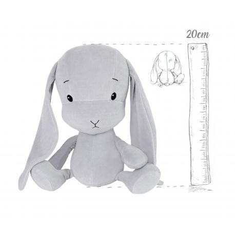Bunny Effik grey - S - Little Baby Shop -